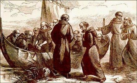 Irish Monks Irish Whiskey