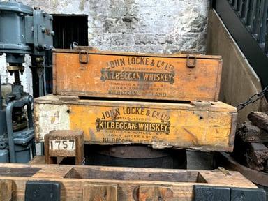Lockes Distillery - Kilbeggan